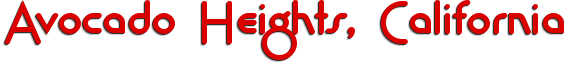 Avocado Heights business directory logo